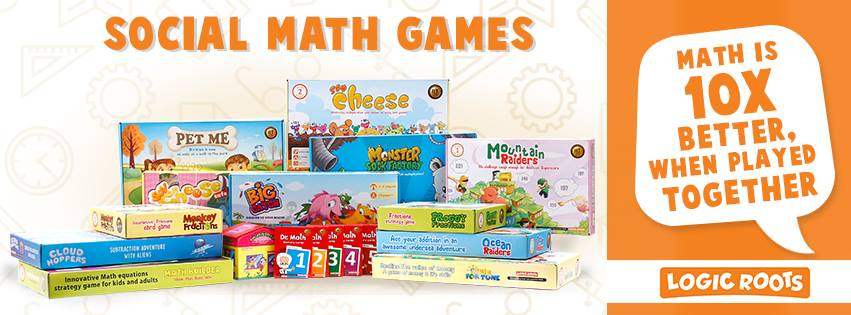 LogicRoots Social Math Games
