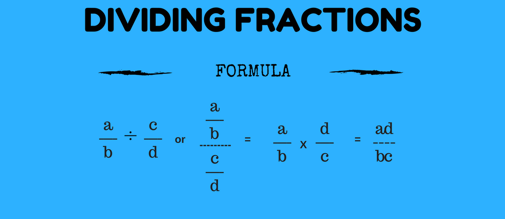Understanding Dividing Fractions With Examples - LogicRoots