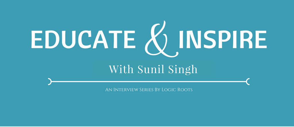 Sunil Singh - teaching math skill-interview