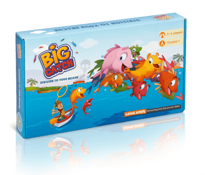 Big Catch - Division Board Game