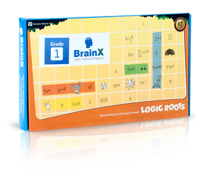 BrainX -  Set of Math Activity Sheets