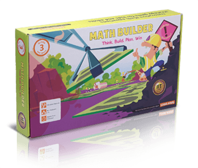 Math Builder - Arithmetic Board Game