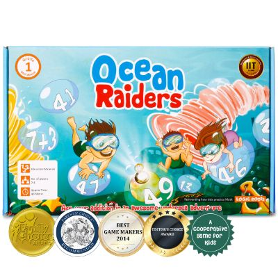 Ocean Raiders - Addition Board Game
