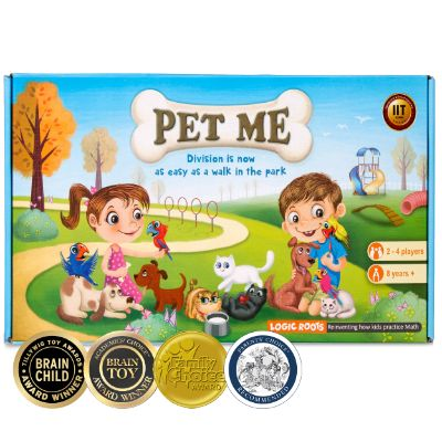 Pet Me - Division Board Game