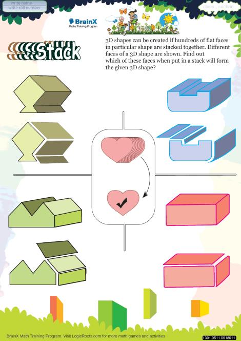 Stack worksheet