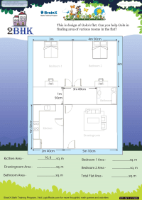 2BHK worksheet