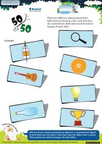 5050 worksheet
