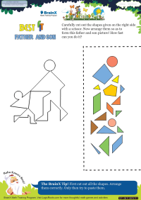 Geometry worksheet - Best Fit Father Son