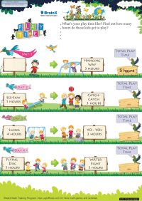 Time worksheet - Play Time