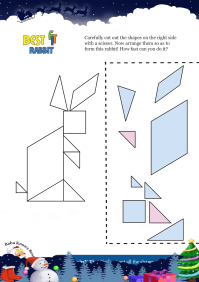 Best Fit Rabbit worksheet