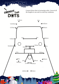 Connect The Dots Auto worksheet