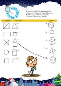 Looking Glass worksheet