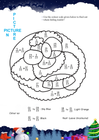 Picture In Picture Sheep worksheet