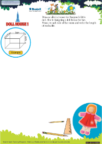 Doll House 1 worksheet
