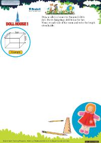 Doll House 1 worksheet