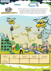Emergency Supply worksheet