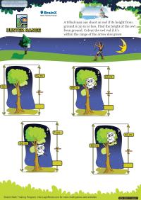 Hunter Range worksheet