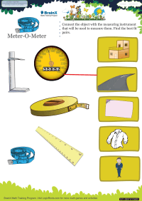 Meter O Meter worksheet