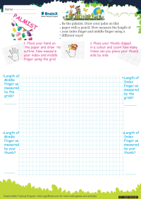 Palmist worksheet