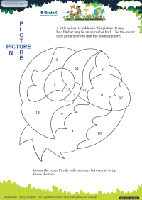 Picture In Picture Bat worksheet