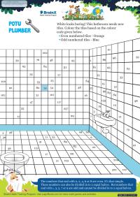 Potu Plumber worksheet