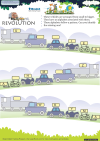Revolution worksheet