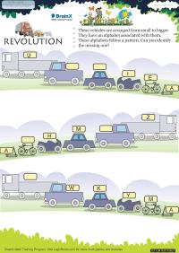 Revolution worksheet