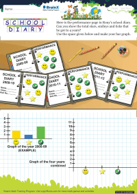 School Diary worksheet