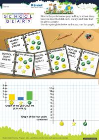 School Diary worksheet