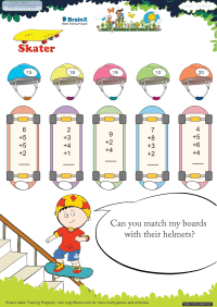 Skater worksheet
