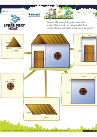 Spare Part Home worksheet