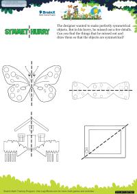 Symmet Hurry worksheet