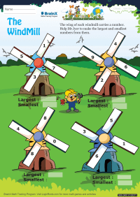 The Wind Mill worksheet