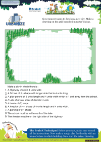 Urbanize worksheet