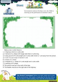 Urbanize worksheet